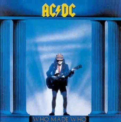 ac dc who made who cd - 8