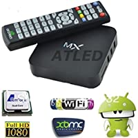 Google Android 4.2 Tv Box Amlogic 8726-mx Cortex A9 Mini Pc 1g RAM 8g ROM