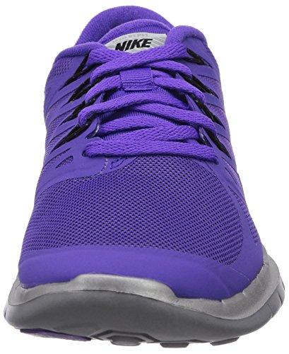 Women's Flash GRAPE HYPR REFLECT SILVER Free BLACK WLF Running 0 GREY Nike 5 Shoes fw1RqqFx