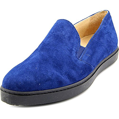 French Sole Fs Ny Women S Omen Fashion Sneaker Blue 7 M