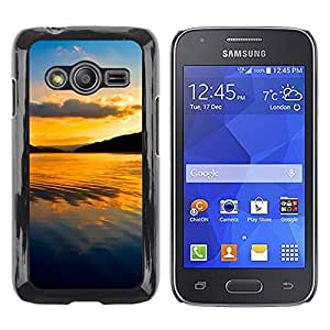 LECELL--Funda protectora / Cubierta / Piel For Samsung Galaxy Ace 4 G313 SM-G313F -- Summer Tropical Sea Island Tropical --