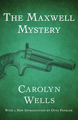The Maxwell Mystery (The Fleming Stone Mysteries)