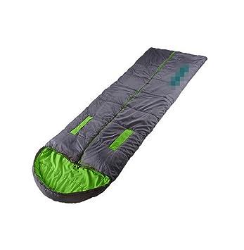 Nola Sang Saco de dormir al aire libre caliente portátil para camping senderismo mano extensible Ultralight 4 temporada saco de dormir solo Fleabag ...