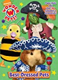 Best-Dressed Pets (Paper Doll Book) Wonder Pets