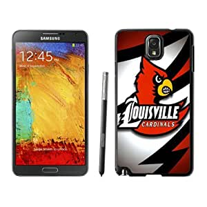 Samsung Galaxy Note 3 Case Ncaa AAC American Athletic Conference Louisville Cardinals 01