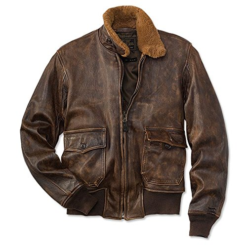 Orvis G-1 Naval Aviator Flight Jacket