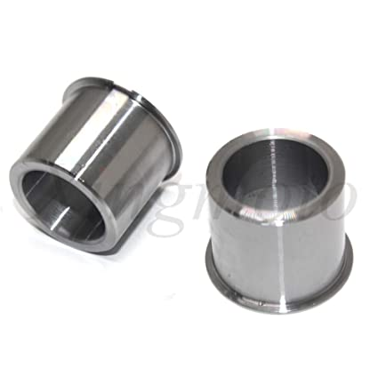 """Wheel Bearing Reducers 25mm to 3//4/"""" Axle Reducer Spacer for Harley Wheel Bearing"""
