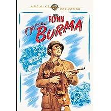 Objective, Burma! by Errol Flynn