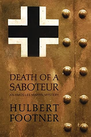 book cover of Death of a Saboteur