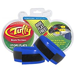 Mr. Tuffy Bicycle Tire Liner (Blue, 700 X 32-35,26 & 24 X 1 38)