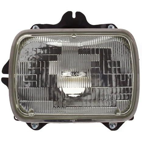 USA Built For 1992-1994 Toyota Camry Passenger Side Headlight Head Lamp RH