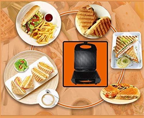 WZLJW Sandwich s, Presses, 1400W Sandwich Maker Maker Petit déjeuner Maker Barbecue Sausage Grill électrique liuchang20 ggsm