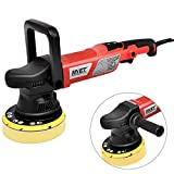 "Goplus 6"" Variable Speed Sander All-in-One Polisher Dual-Action Random Orbital Kit, 950W, 2000-4800RPM"