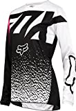 Fox Racing 2018 Womens 180 Jersey-Black/Pink-XL