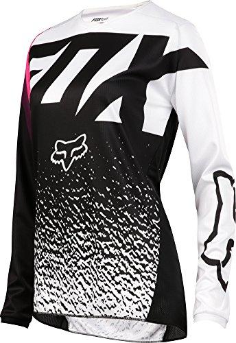 Fox Racing 2018 Womens 180 Jersey-Black/Pink-L by Fox Racing