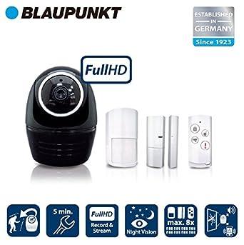 Blaupunkt HOS-1800 Sistema Alarma sin cuotas con cámara ...