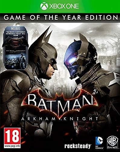 Warner Bros. Batman, Arkham Knight (goty Edition) Xbox One: Amazon.es: Electrónica