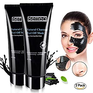 Blackhead Remover Mask Natural Charcoal