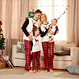 PopReal Family Pajamas Matching Sets Matching