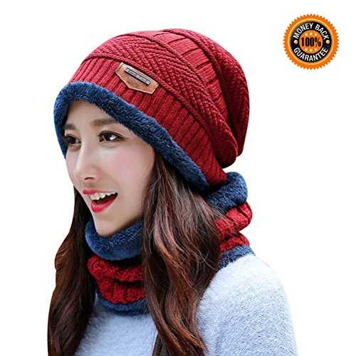 Fashion HINDAWI Winter Slouchy Beanies