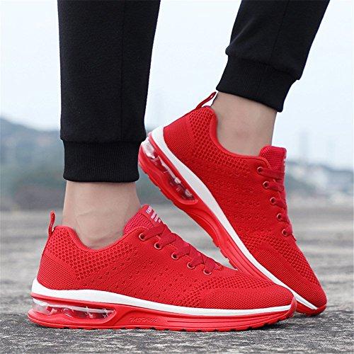 Turnschuhe Herren Damen Walkingschuhe Fexkean Leicht Laufschuhe Air Sportschuhe 5066re38 Shoes Sneaker Running qpgzT