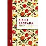 Bíblia Sagrada NVT Letra Grande (Aquarela)