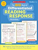 The BIG Book of Differentiated Reading Response Activities, Rhonda Graff, 0545552338