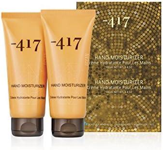 Minus 417 Hand Moisturizer - Complex of Mineral Dead Sea Hand Cream set of 2 packs