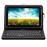 iRULU eXpro X1s 10.1 Inch Tablet PC,Android 5.1 Lollipop, Quad Core, GMS Certified by Google, 8GB - Black Front