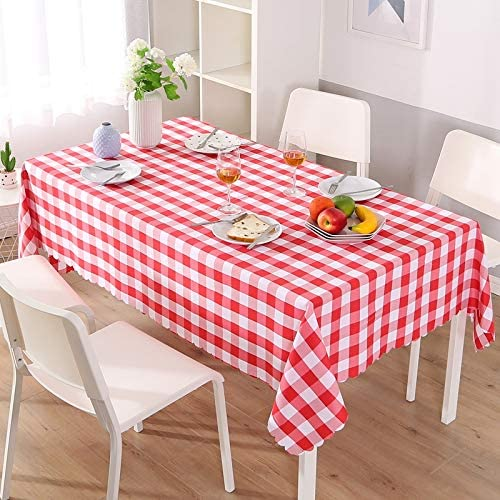 Home Cookware Dining Bar Supplies Multi Sizes Cotton Linen Checked Plaids Kitchen Dining Room Table Cloth Cover Uk Home Furniture Diy Tohoku Morinagamilk Co Jp