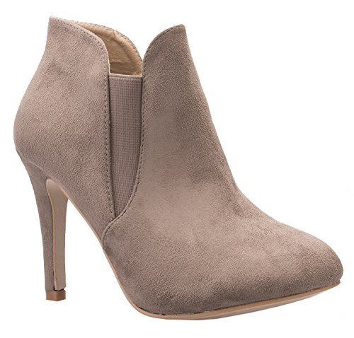 OLIVIA K Women's Side Elastic Gore Pull  - Elastic Side Gore Shopping Results