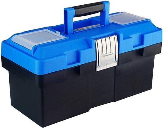 Xinxinchaoshi Caja de Herramientas de plástico con manija cómoda ...