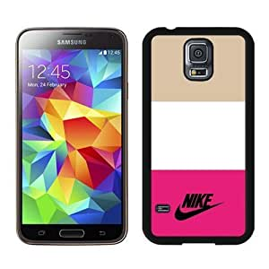 Fantastic Customized Nike Samsung Galaxy S5 I9600 Case Just do it Series 47 Black