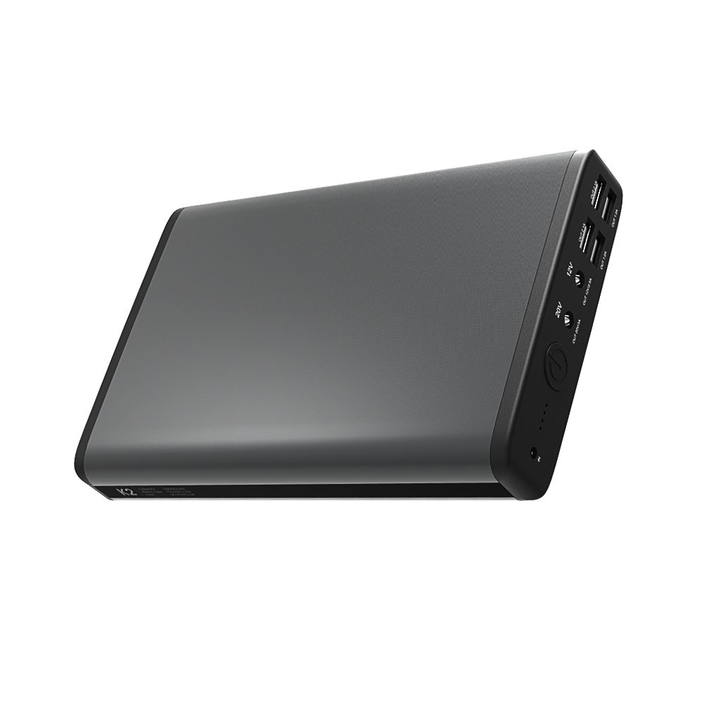 Amazon.com: PowerOak Laptopu0027s External Battery Charger Ultra High Capacity  50000mAh Power Pack (5/12/20v) Portable Power Bank For Laptop Notebook  Tablet ...