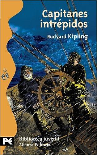 Capitanes intrépidos El Libro De Bolsillo - Bibliotecas Temáticas - Biblioteca Juvenil: Amazon.es: Rudyard Kipling, Jose Luis Lopez Muñoz: Libros