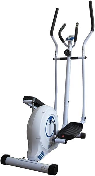 Ixo Sport 401 Bicicleta elíptica para Adulto, Color Blanco: Amazon.es: Deportes y aire libre