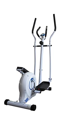 Ixo Sport 401 Bicicleta elíptica para Adulto, Color Blanco