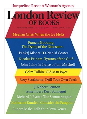 London Review of Books - Journal Review Men's