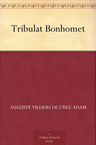 Amazon Com Tribulat Bonhomet French Edition Ebook