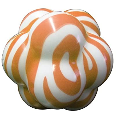 76mm Striped colors BoZagga Ball by SuperBouncyBalls.com: Toys & Games
