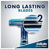 5Star-TD Men's Gillette Custom Plus Disposable