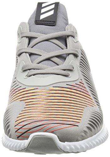 adidas alphabounce hpc m - Zapatillas de running para Hombre, Gris - (GRPUMG/NEGUTI/NEGBAS) 41 1/3