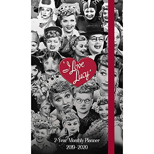 Brands Planner Acco (2019 I Love Lucy Two Year Pocket Planner, by ACCO Brands)