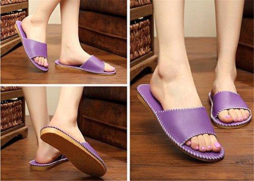 Purple Femme pour Chaussons Women TELLW qOaUgU