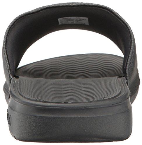 Polo Ralph Lauren Herren Rodwell Slide Sandale Grau