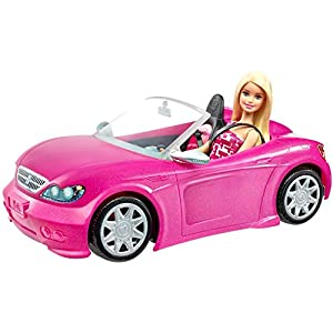Barbie Convertible and Doll Pack - 515 jvwv5mL - Barbie Convertible and Doll Pack [Amazon Exclusive]