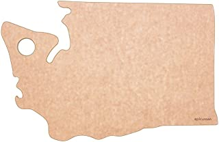 product image for Epicurean, Natur State of Washington Cutting and Serving Board, 14.5 9.5-Inch, Inch Inch