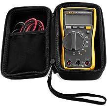 Hard CASE for Fluke 115 & 117 Digital Multimeter. By Caseling