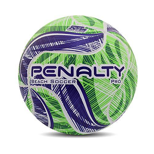 Bola Beach Soccer Pro IX Penalty 70 cm Verde
