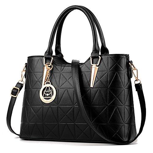 side bags for women black - 8